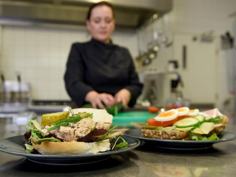 Dagarrangement met luxe broodjes €39,95 p.p.